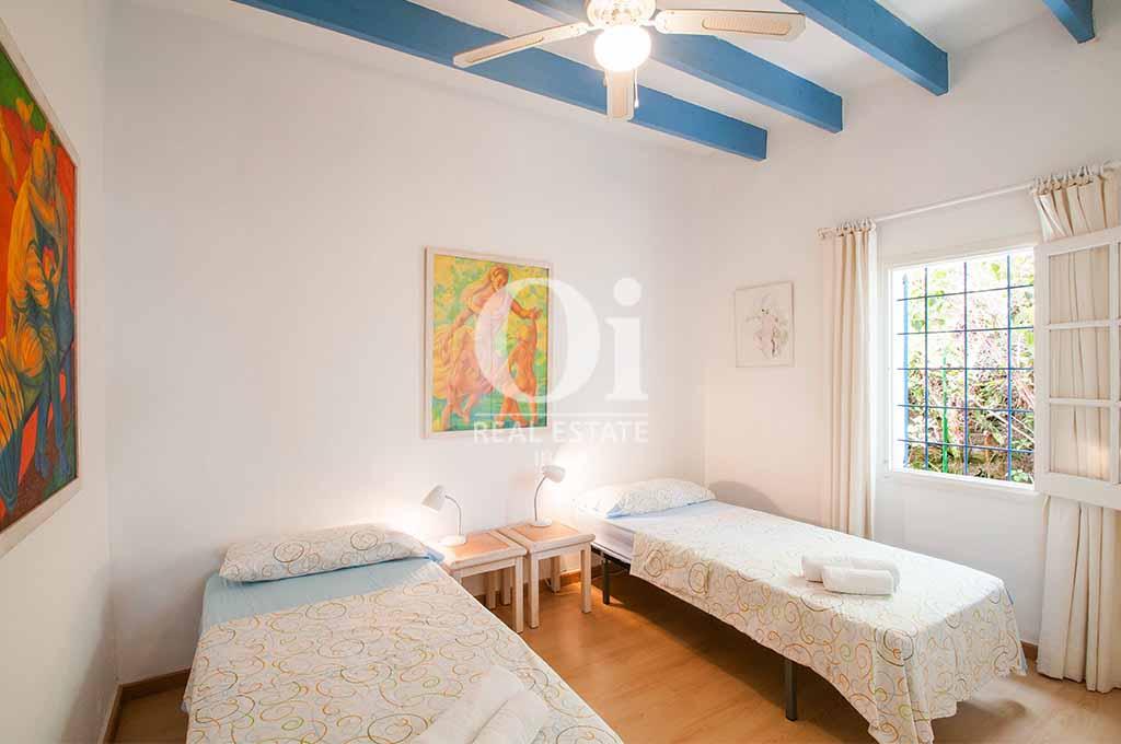 Estancia de casa de alquiler vacacional en Ibiza