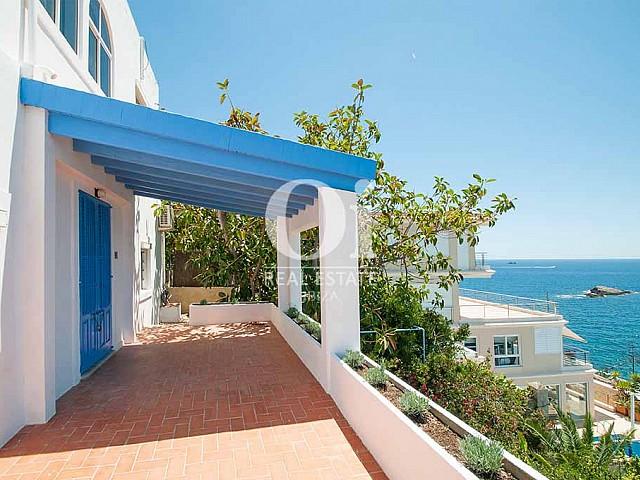 Belle villa pour séjour en location à Ibiza, zone Los Molinos