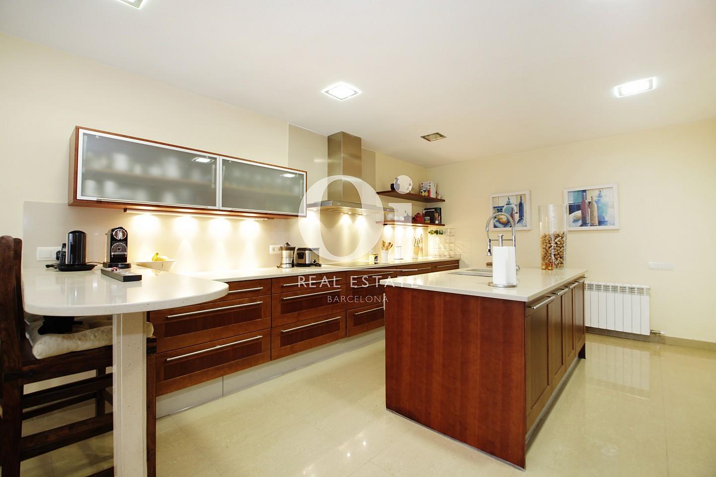 Cocina de casa en alquiler en Premia de Dalt, Maresme, Barcelona