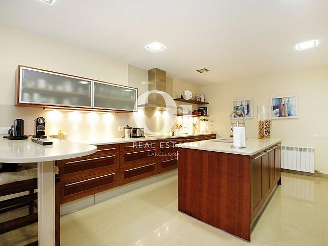 Cuisine américaine de maison en vente à Premià de Dalt, Maresme