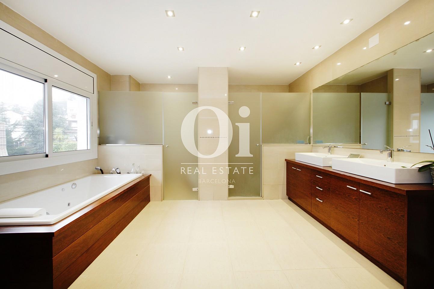 Baño de casa en alquiler en Premia de Dalt, Maresme, Barcelona