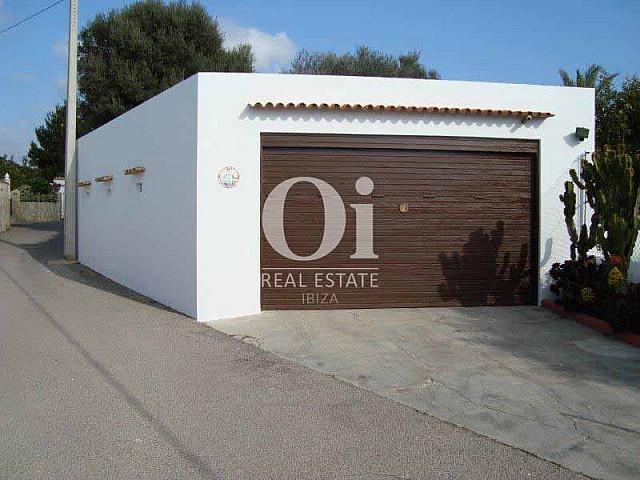 Garage de maison en vente à San José, Ibiza