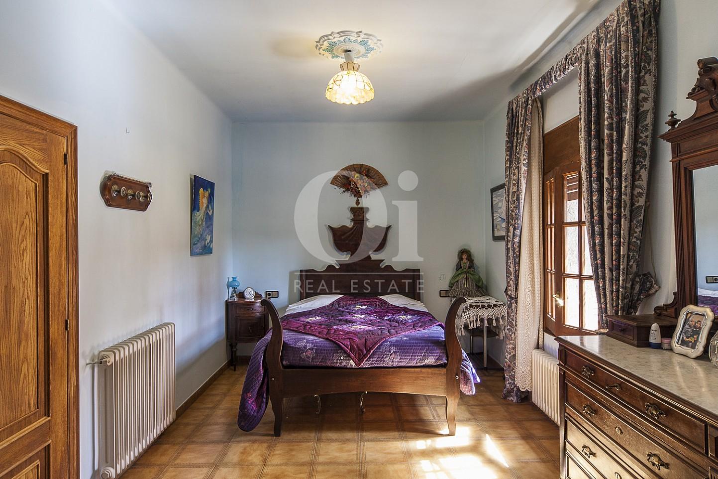 Cuarto de matrimonio de casa en venta en Borrassà, alto Ampurdán, Gerona