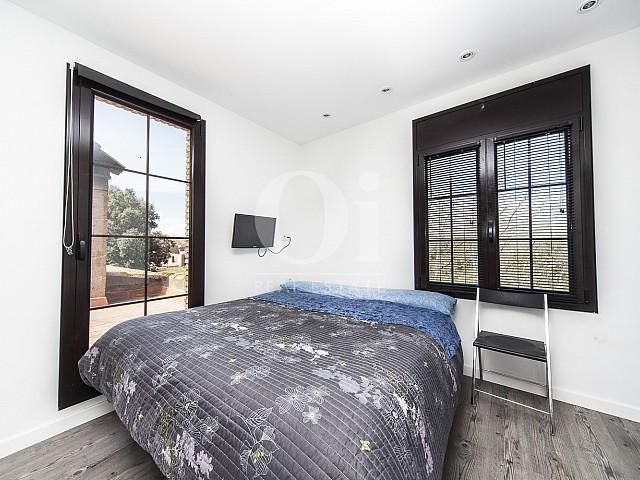 Dormitorio de casa en venta en Borrassà, alto Ampurdán, Gerona