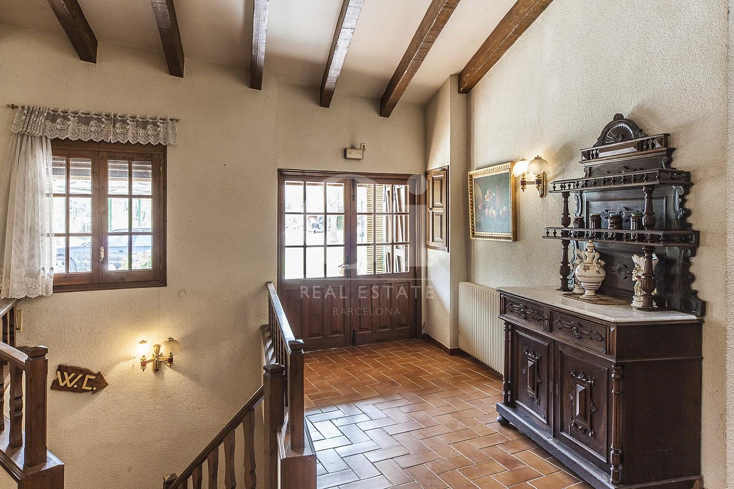 Recibidor de casa en venta en Borrassà, alto Ampurdán, Gerona