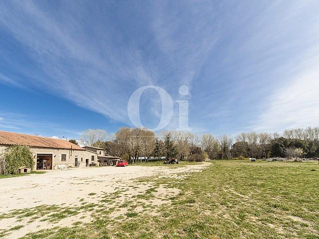 Terreno de casa en venta en Borrassà, alto Ampurdán, Gerona