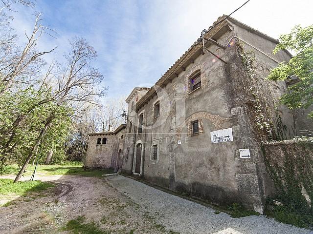 Maison en vente à Borrassà, alto Ampurdán, Gerona