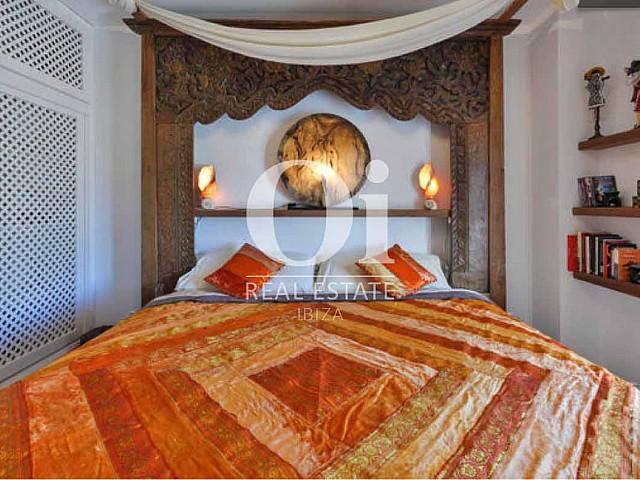 Chambre double de maison pour séjour en location à Ibiza