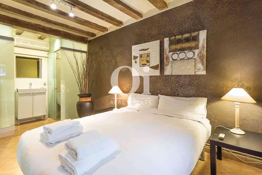 Chambre double d'appartement en vente à carrer Tallers, El Gòtic, Barcelona