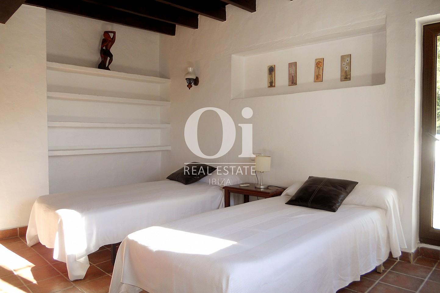 Dormitorio  de casa en venta en Las Salinas, Ibiza