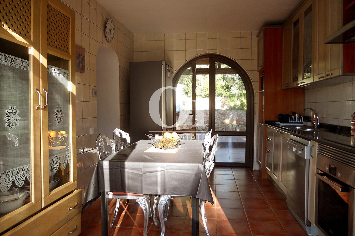 Cocina  de casa en venta en Las Salinas, Ibiza