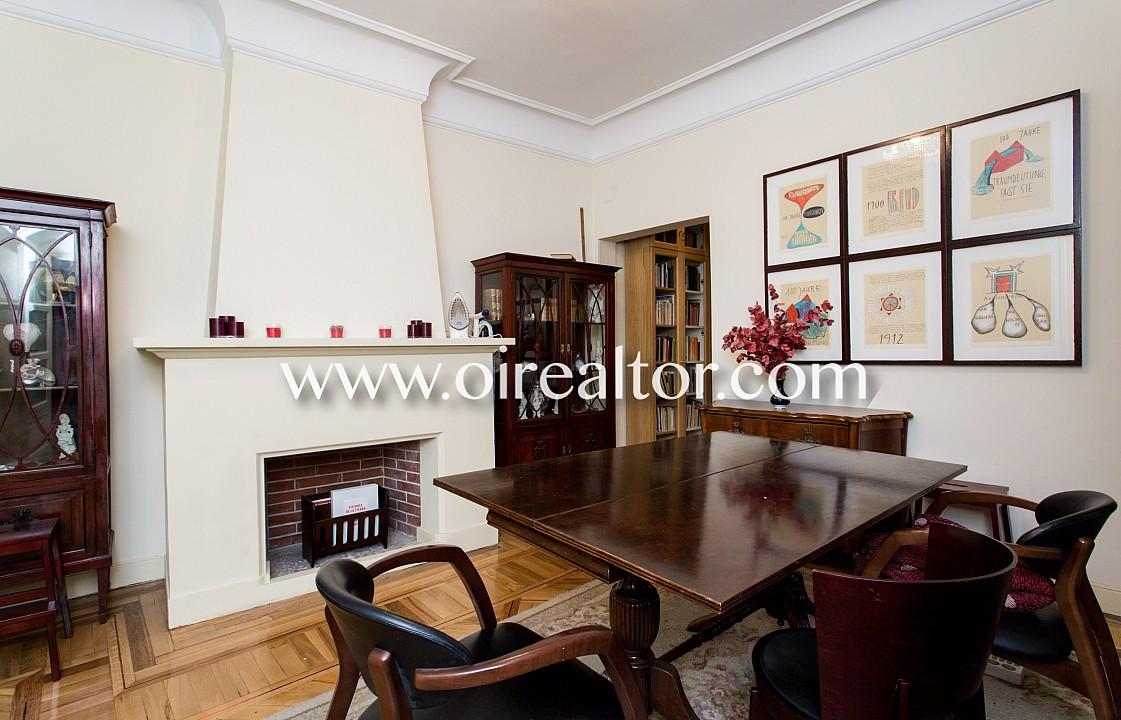 Квартира для продажи в Chamberi, Madrid