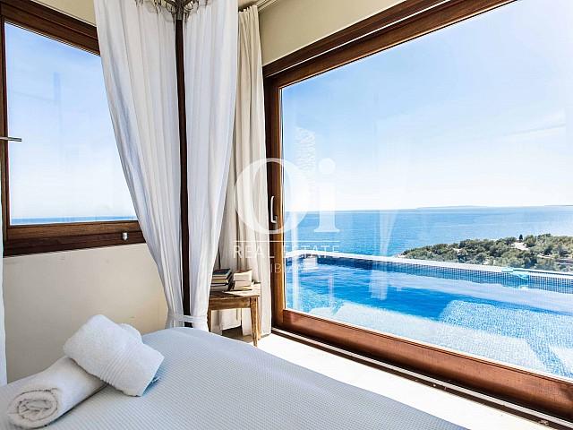 Cuarto de casa de alquiler de estancia en Roca Llisa, Ibiza