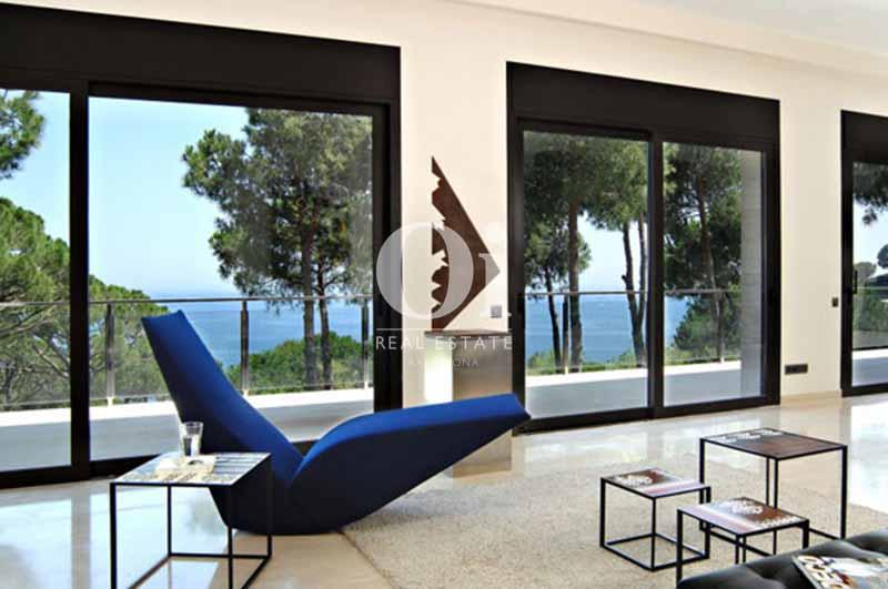 Sala de estar de casa en venta en Sant Feliu de Guíxols, Gerona