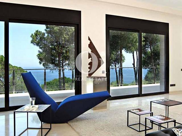 Blick auf die Einrichtung vom smarten Haus zum Kauf, San Feliu de Guíxols
