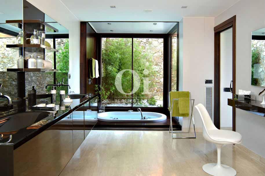 Blick auf das Dekor vom smarten Haus zum Kauf, San Feliu de Guíxols