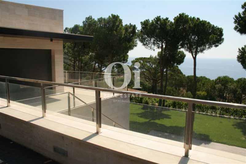 Blick auf die Umgebung vom smarten Haus zum Kauf, San Feliu de Guíxols