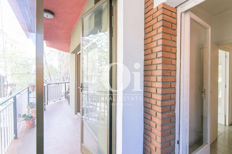 Балкон в квартире на продажу рядом с Больницей Сант-Пау, Baix Guinardo, Барселона