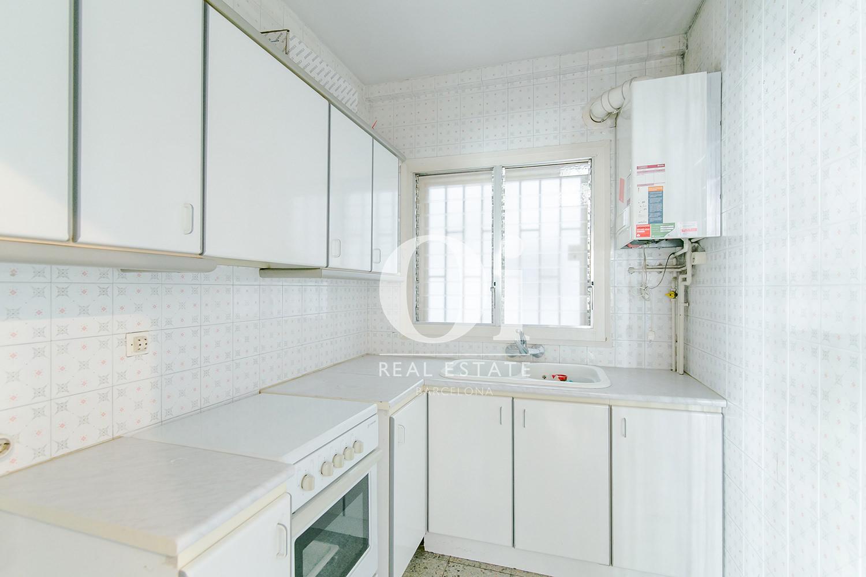 Blick in die Küche der Wohnung zum Kauf, Hospital de Sant Pau