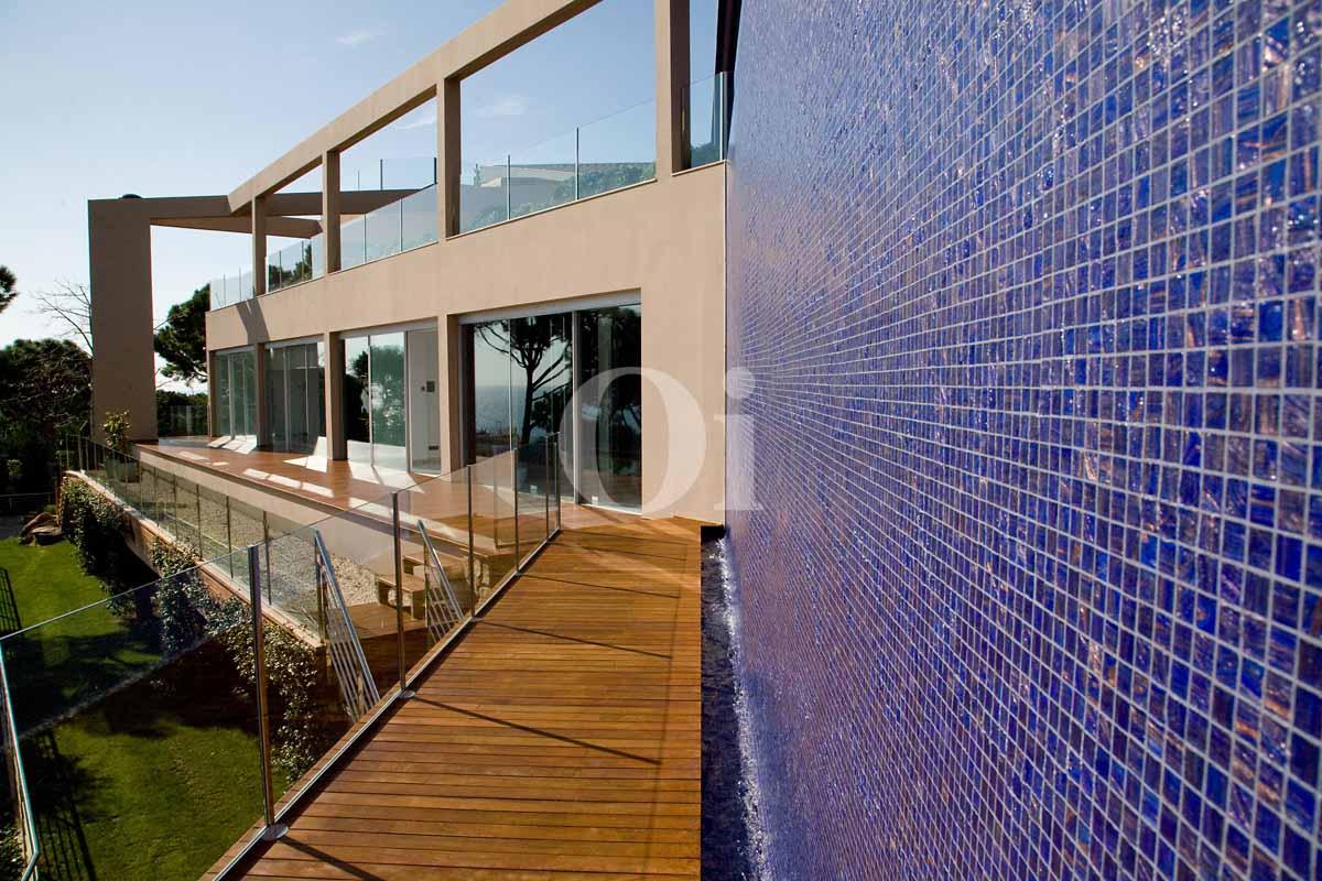 Terraza de casa en venta en Sant Feliu de Guíxols