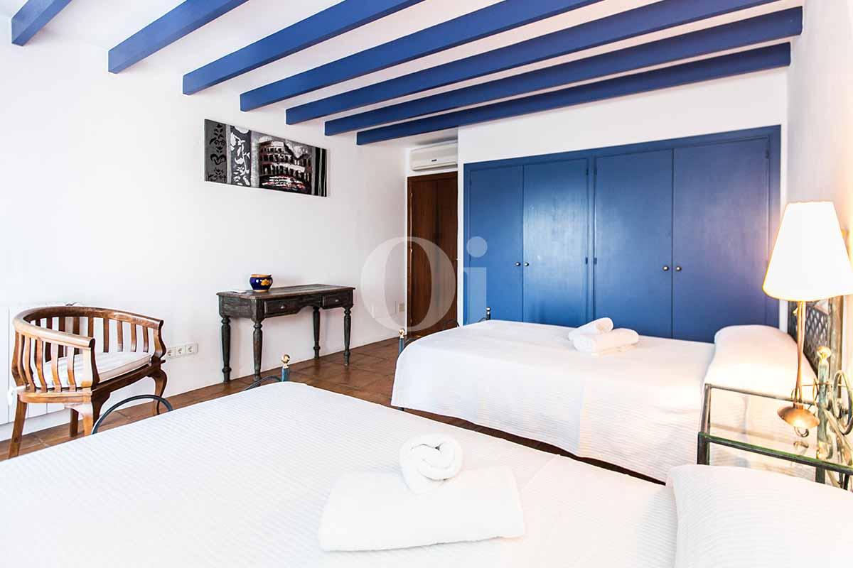Habitación simple de casa en alquiler de estancia en San Jose, Ibiza