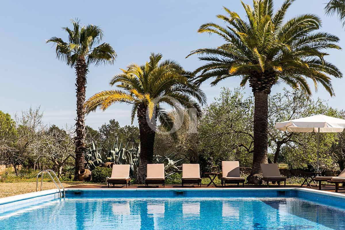 casa en alquiler de estancia en San Jose, Ibiza