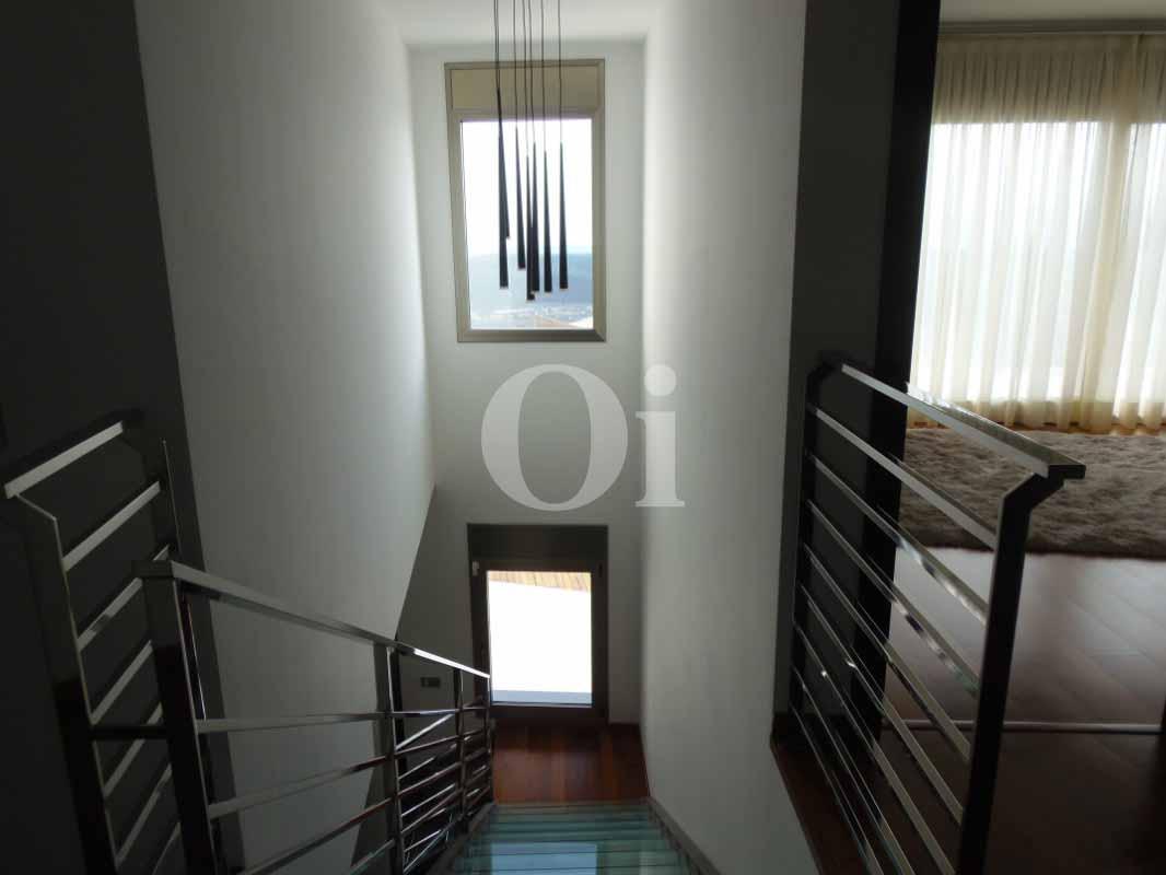 Лестница в доме на продажу в Platja d'Aro на Коста-Браве