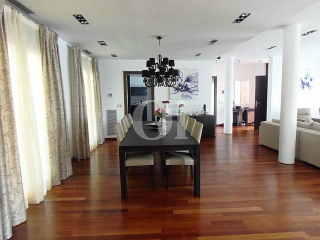 Гостиная в доме на продажу в Platja d'Aro на Коста-Браве