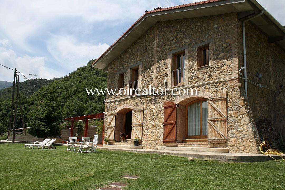 Загородный дом для продажи в Berguedà
