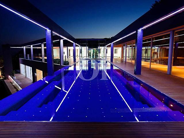 Luxuriöse Villa in Sant Feliu de Guixols zu verkaufen, Costa Brava