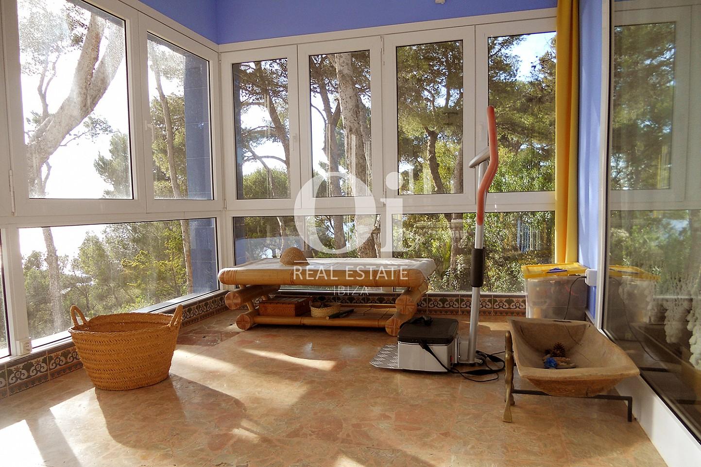 Estancia de casa en venta en Punta Galera, Ibiza