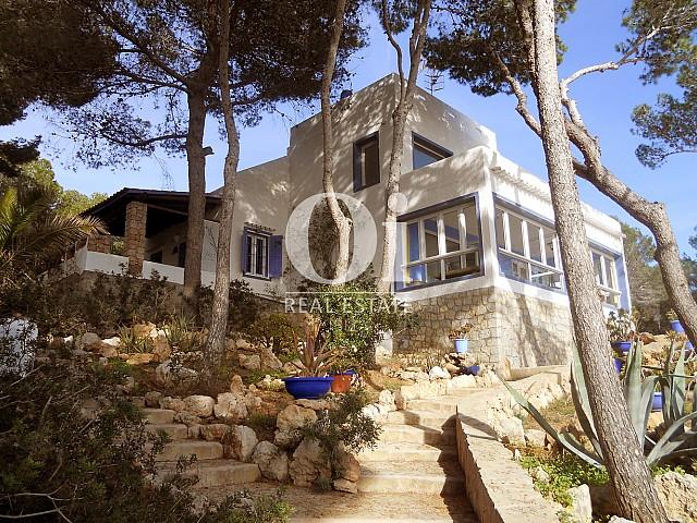 Casa en venta en Punta Galera, Ibiza
