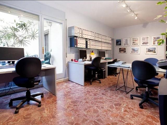 Grand bureau-Luxueux-appartement-en vente-Gracia-Bureau
