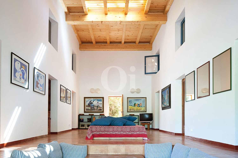 Magnificent property for rent in Es Caló, Formentera