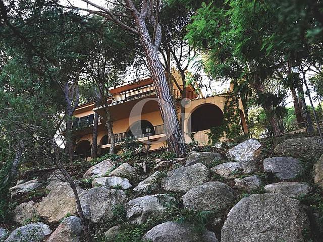 Blick auf die Umgebung von Einfamilienhaus zum Verkauf, Costa Brava