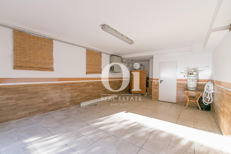 Cellier de la maison en vente à Castelldefels, Barcelone