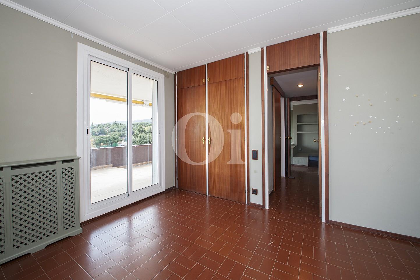 Blick in die Innenräume vom Penthouse zum Verkauf, in Maresme