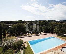 Excelente propiedad con vistas al mar en Sant Viçent de Montalt