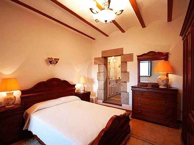 Dormitorio de casa en venta en Calonge, Costa Brava, Gerona