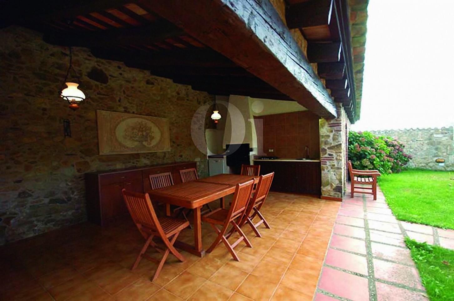 Views of mansion for sale in Calonge, Costa Brava