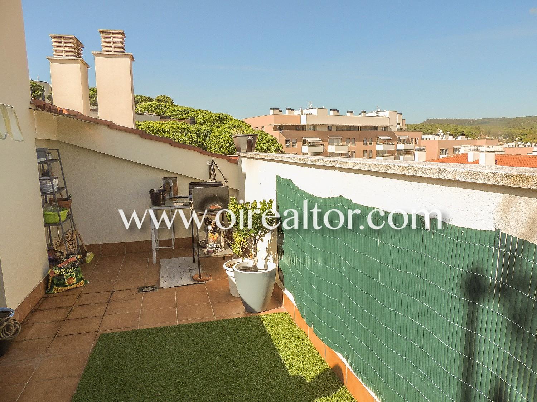 Двухэтажный пентхаус на продажу в Fenals в Льорет-де-Мар