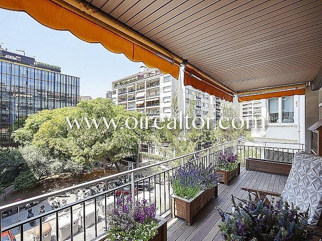 Piso en venta en Sant Gervasi- Galvany, Barcelona