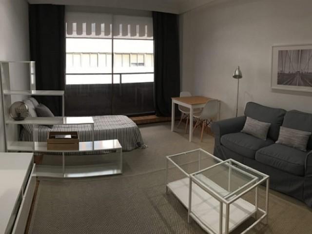Estudio en alquiler en Salamanca, Madrid.