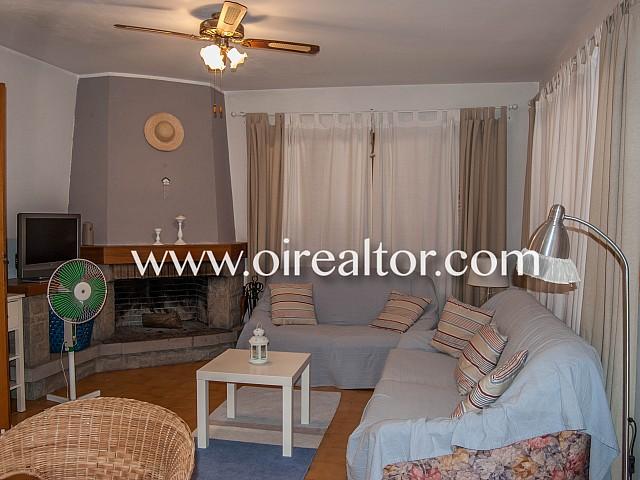 Casa en alquiler en Cala Canyelles , Lloret de Mar