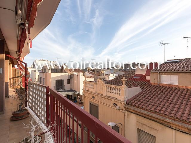 Appartement à vendre dans le centre de Mataró