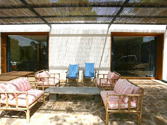 Casa en venda en un entorn natural a Es Caló, Formentera