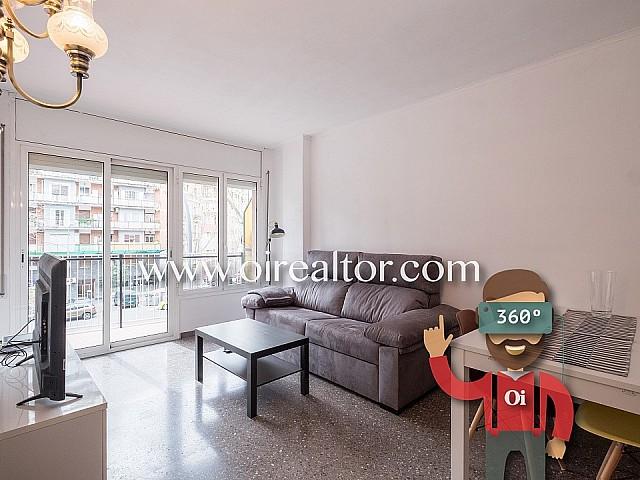 公寓出租在Fort Pienc,巴塞罗那