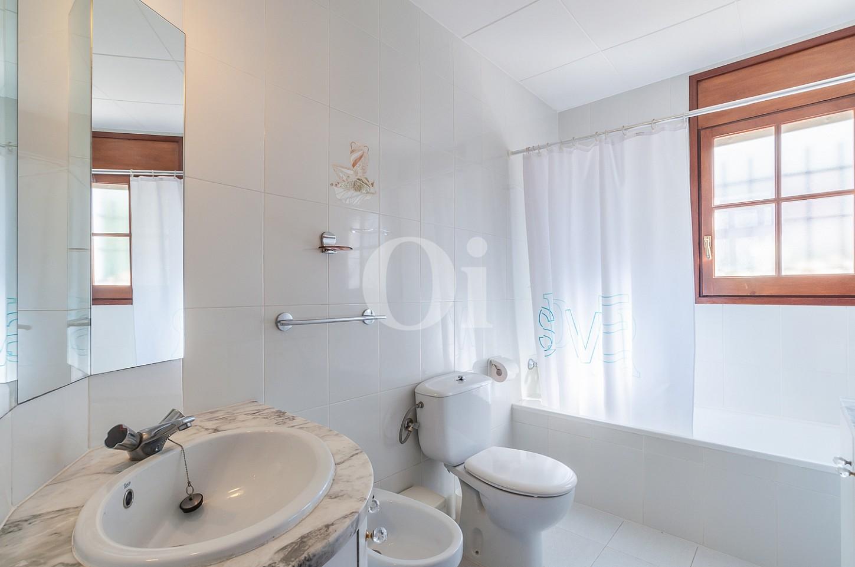 Ванная комната в особняке на продажу в Lloret de Mar