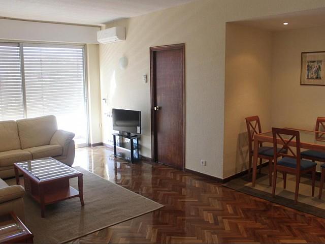 Квартира в аренду в Hispanoamérica - Бернабеу, Мадрид