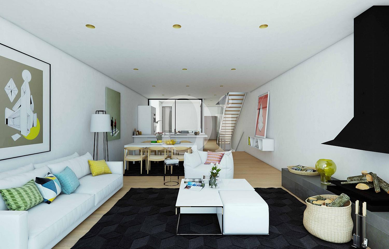 Exclusividad y dise o en casa adosada en venta en pga for App diseno casas
